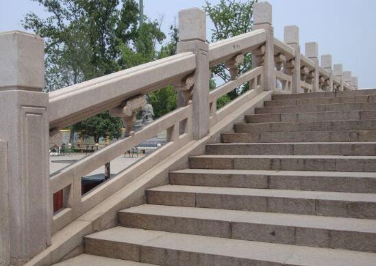 山东五莲红桥栏板