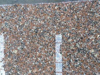花岗岩五莲石材展示